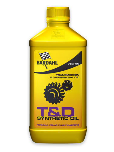 Бардаль BardAHL T&D SYNTHETIC OIL 75W90